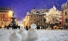 Trento - stolica regionu