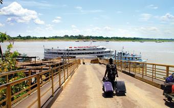 Statek do Manaus