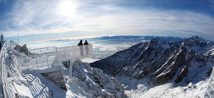 Tatry zimą - Tatry Wysokie