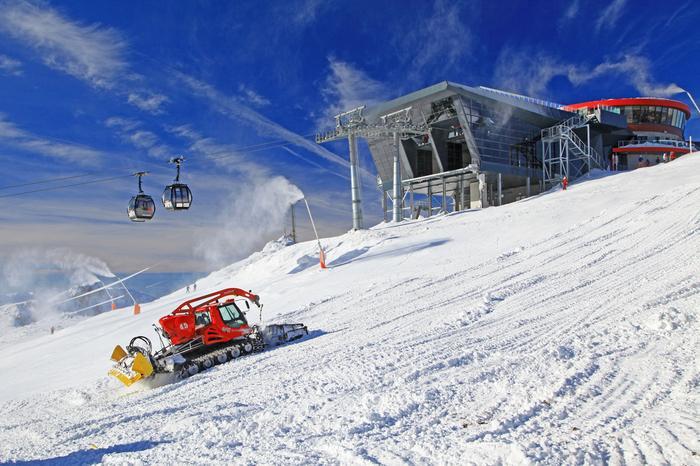 Narty na Słowacji - ośrodek narciarski Jasna