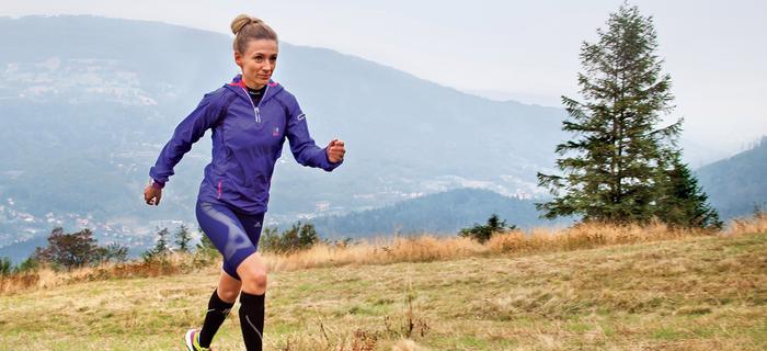 Bieg na Skrzyczne - najwyższy szczyt Beskidu Śląskiego