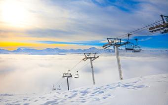 Trzy Doliny - narciarski raj we Francji