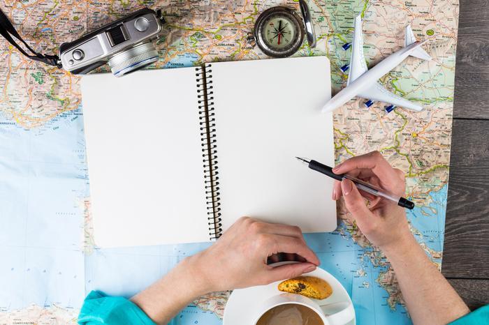 Notatnik podróżnika