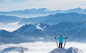 Narty w Górnej Austrii