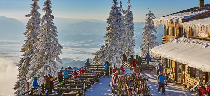 Ośrodek narciarski Poiana Brasov w Rumunii