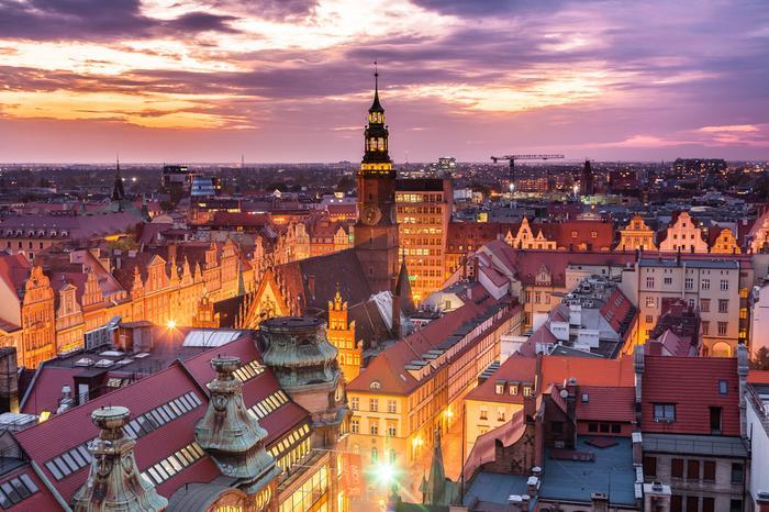 Wrocław - Europejska Stolica Kultury 2016