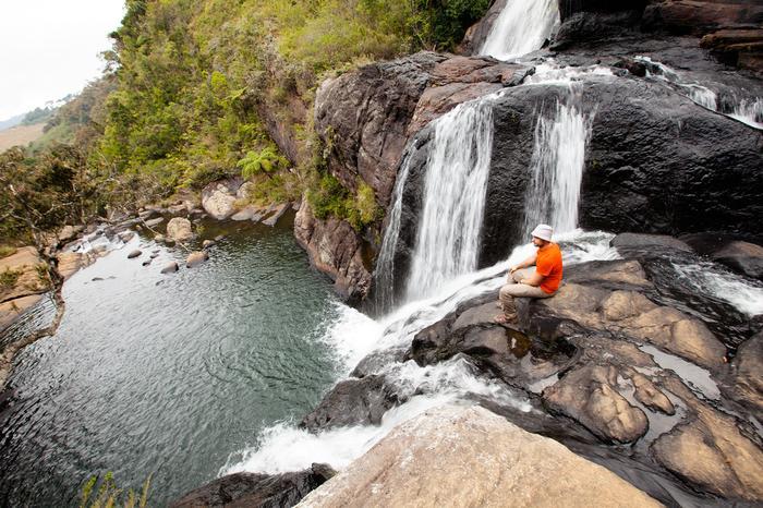 Sri Lanka - Park Narodowy Równiny Hortona