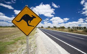 Road trip w Australii