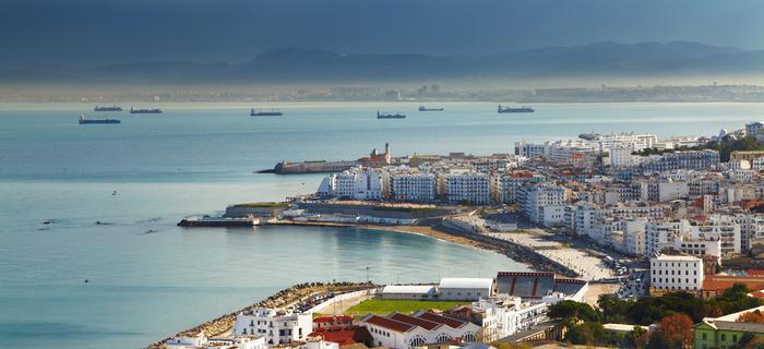 Algier, stolica Algierii