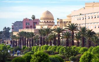 Maroko, Marrakesz