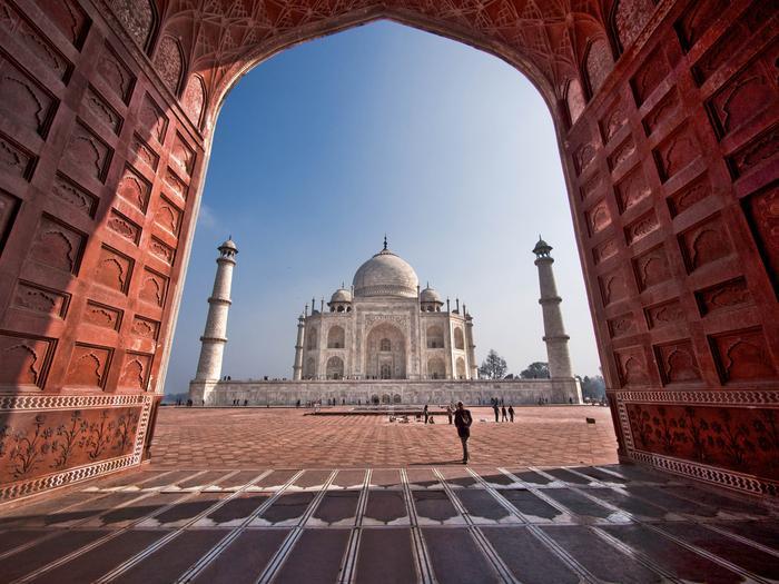 Tajemnice Tadż Mahal