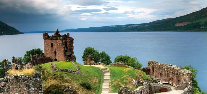 Szkocja - Loch Ness