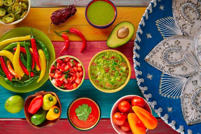 Meksyk Kulinarnym Szlakiem Dokąd Jechać Aby Dobrze Zjeść
