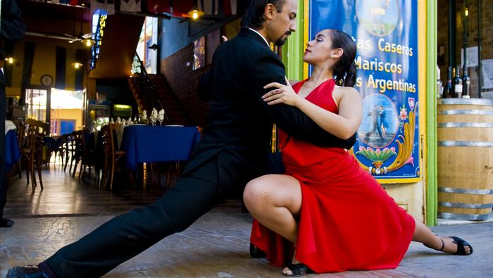Tango, Buenos Aires