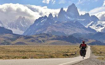 Z Alaski do Patagonii rowerem