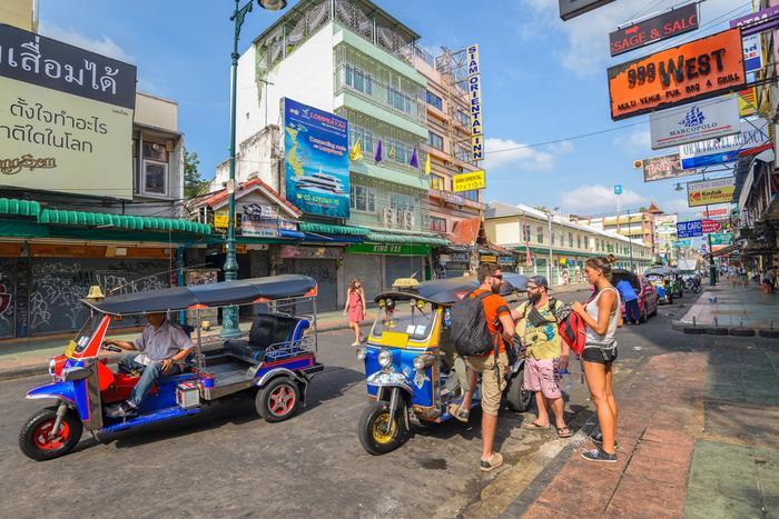 Kierowcy naciągają na całym świecie - czy to w Azji, czy w Europie