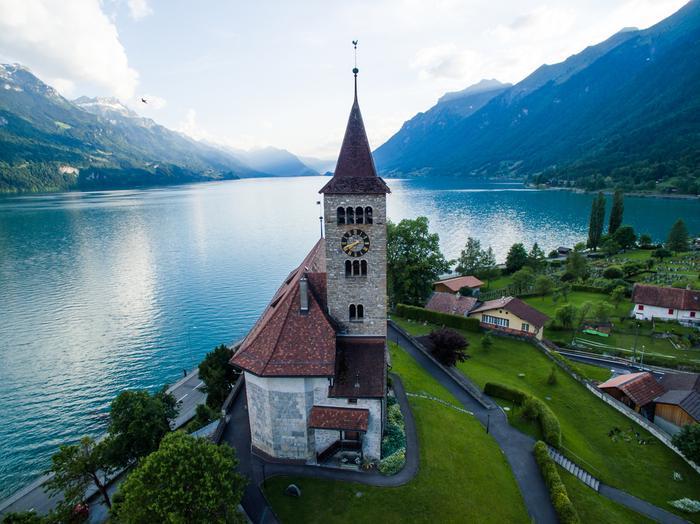 Szwajcaria, Interlaken