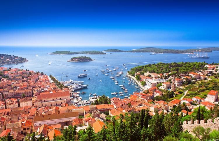 Chorwacja - wyspa Hvar