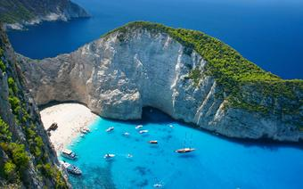 Wyspy greckie - Zakintos