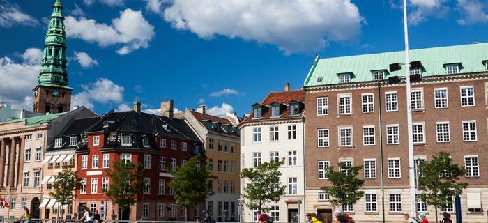 Kopenhagę najlepiej zwiedzać pieszo lub rowerem