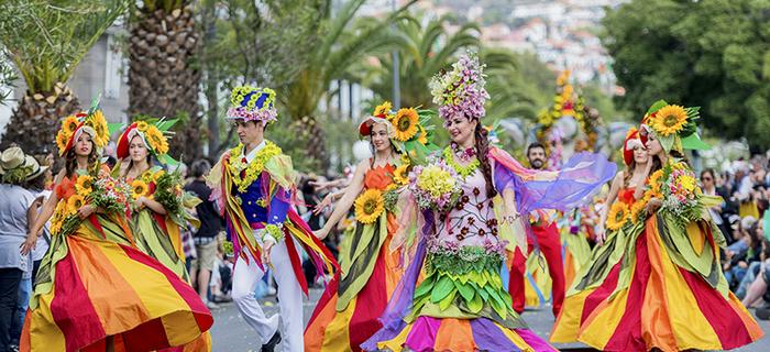 Festiwal Kwiatów na Maderze