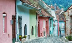 Rumunia - Sighisoara (Transylwania)