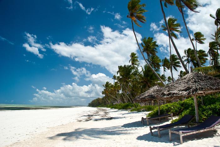 Zanzibar - plaża w Matemwe