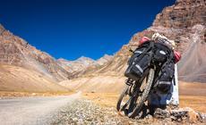 Azja, wyprawa rowerowa