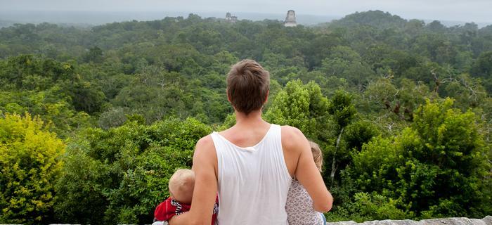 Rodzina Bez Granic w Ameryce Środkowej