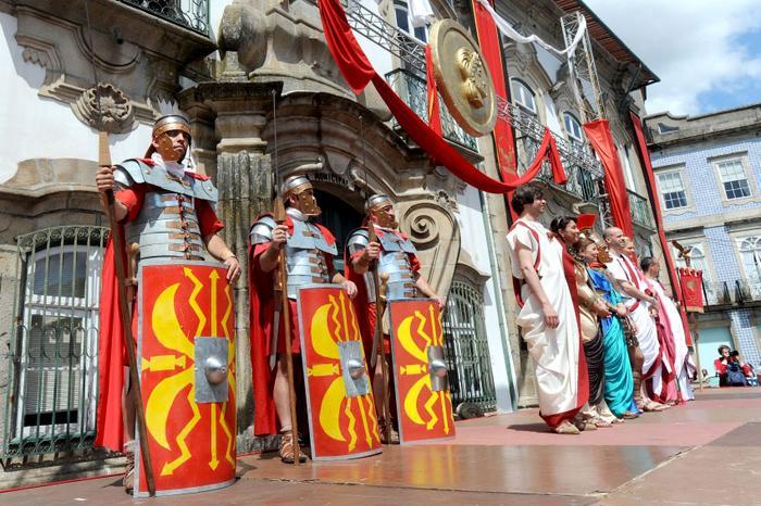 Festiwal Braga Romana