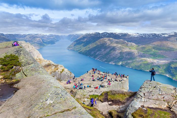 Najpiękniejsze krajobrazy Skandynawii