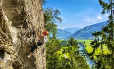Via ferrata w Austrii