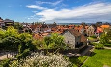 Gotlandia: Visby