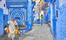 Maroko - Szafszawan