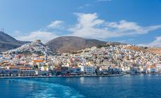 Wyspy greckie: Siros