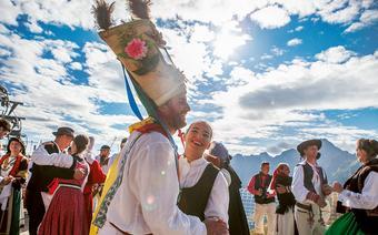Festiwal Folkloru Ziem Górskich w Zakopanem