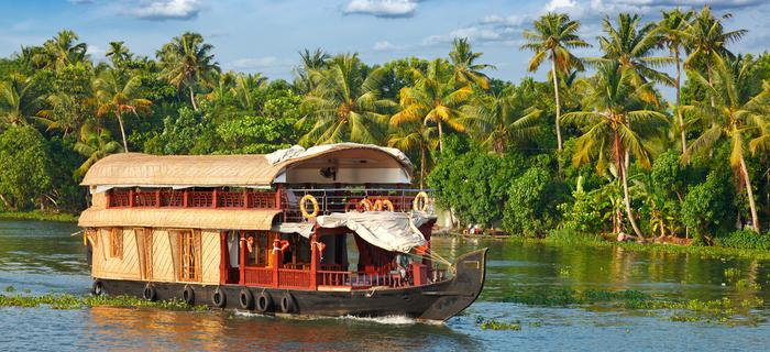 Kerala - backwaters