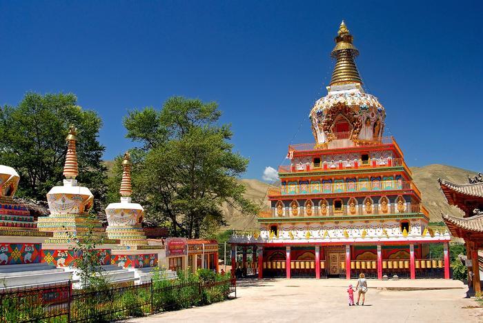 Tybet: Tongren