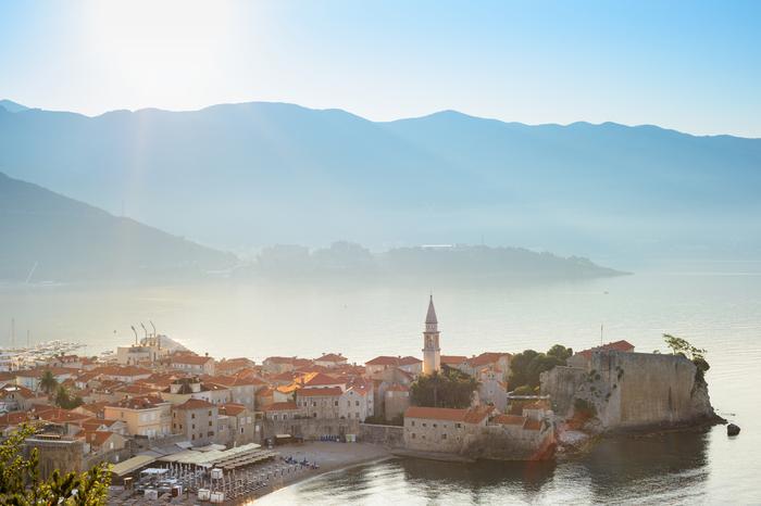 Czarnogóra, Stare miasto Budvy