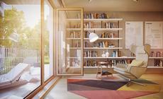 Osiedle Mickiewicza - wizualizacja mieszkania