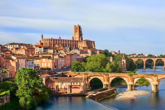 Top 10 atrakcji w regionie midi pireneje dlaczego warto for Architecte batiment de france toulouse