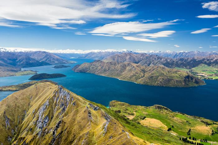 Nowa Zelandia – jezioro Wanaka