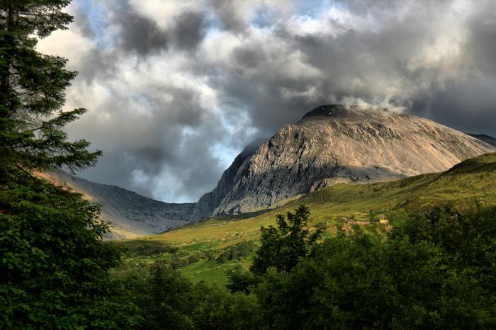 Szkocja, Ben Nevis