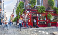 Temple Bar w Dublinie