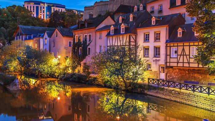 Stolice Europy: Luksemburg
