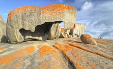 Wyspa Kangura: Niezwykłe Skały
