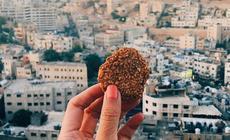 Kruche ciasteczko bazarek, którego trzeba spróbować w Jordanii