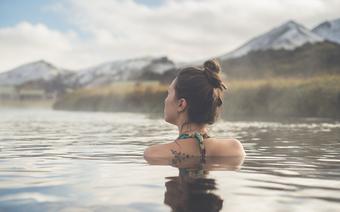 Islandia obfituje w gorące źródła i wody termalne