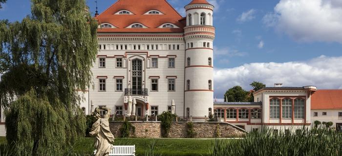 Pałace Dolnego Śląska - pałac w Wojanowie