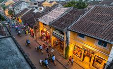Hoi An jest jednym z najchętniej odwiedzanych miejsc w Wietnamie